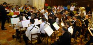 Orchestre Départemental d'Harminoie de la Charente